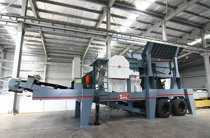 Wheel Mounted Plant