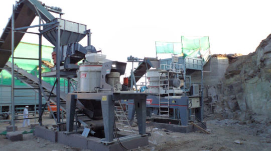 sand Making plant in india