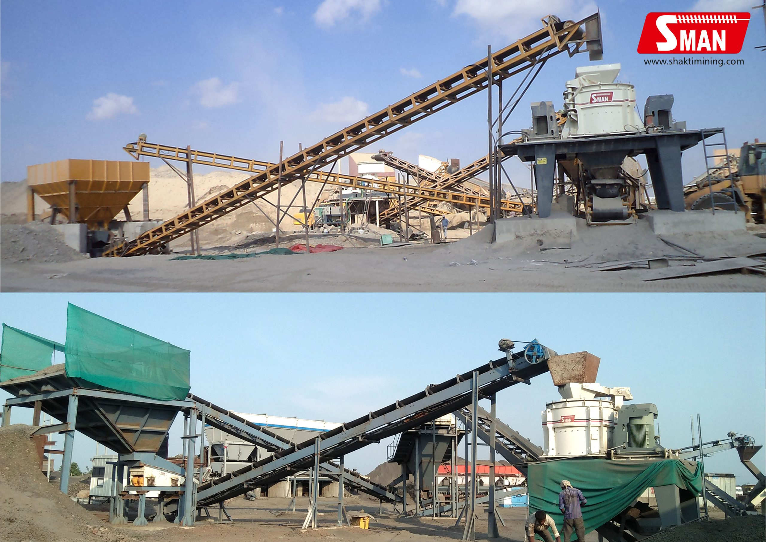 sand Making plant supplier india