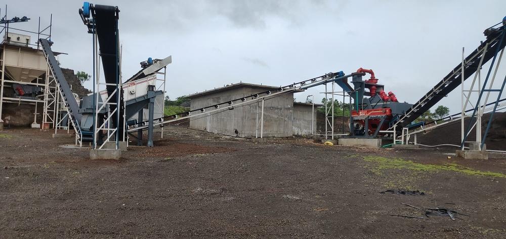 sand washing plant machine manufacturer